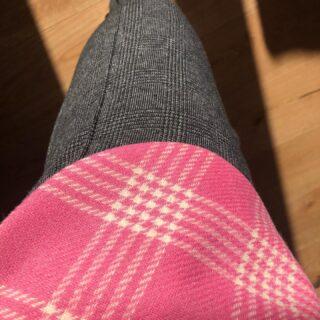 I love mixing pattern. Ich liebe es Muster zu mixen. #heybeautiful #heybeautiful.eu #farbberatunghamburg #stilberatung #onlinefarbberatung #onlinestilberatung #onlinecoloranalysis #onlinestylecoach #mixingpatterns #lovepatterns #lovepink #pinkblazer #findedeinenstyle